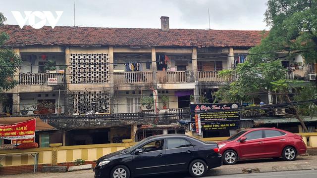 10 chung cư cũ ở Hà Nội được ưu tiên cải tạo, xây mới - Ảnh 1.
