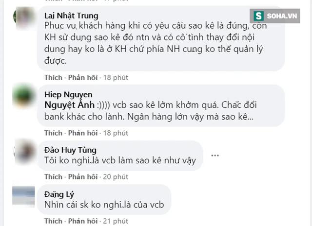 Tài khoản từ thiện của Trấn Thành, Fanpage Vietcombank bất ngờ bị tấn công - Ảnh 3.