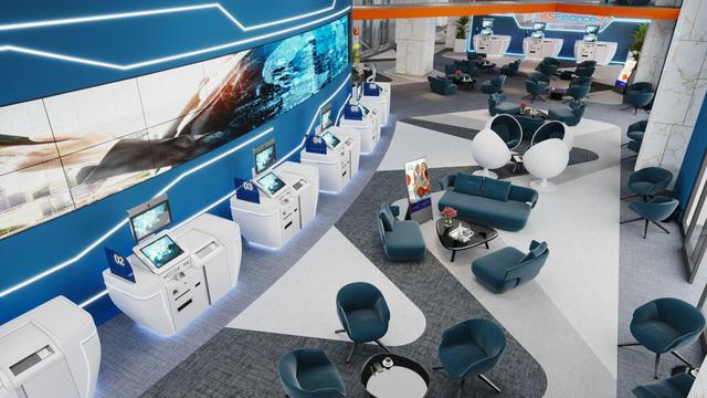 Văn phòng tất cả trong một - Nơi đáp ứng mọi nhu cầu VIP - Ảnh 4.