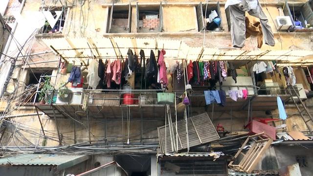 10 chung cư cũ ở Hà Nội được ưu tiên cải tạo, xây mới - Ảnh 2.