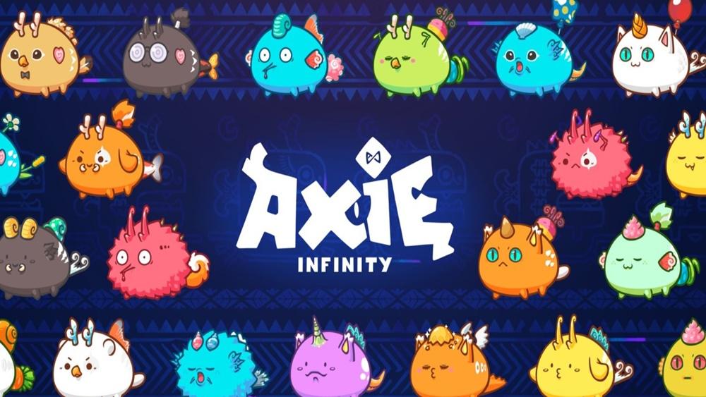 Trò chơi NFT Axie Infinity ra mắt chương trình staking AXS