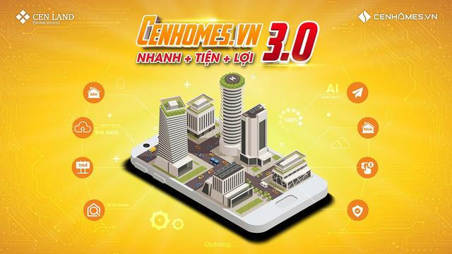 Cenhomes.vn - Home Now For Vietnam Stronger: Bán hàng cực kỳ dễ dàng giữa mùa dịch - Ảnh 1.