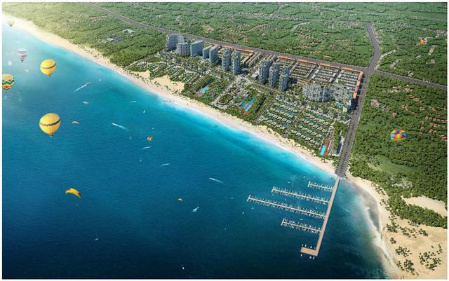 Bến du thuyền - điểm nhấn trong quần thể đô thị ven biển - Ảnh 1.
