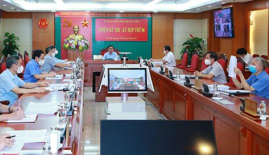 Đề nghị Ban Bí thư kỷ luật 2 nguyên tổng giám đốc BHXH Việt Nam - Ảnh 1.