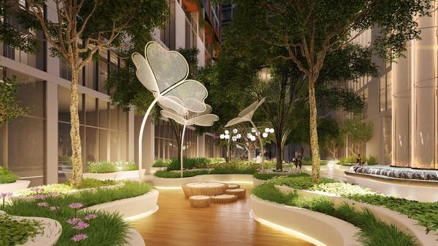 Hưng Lộc Phát đã lựa chọn Đất Xanh Premium để phân phối độc quyền The Peak Garden - Ảnh 1.