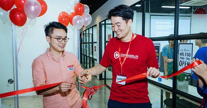 Start-up dạy lập trình ở Việt Nam nhận vốn 2,6 triệu USD