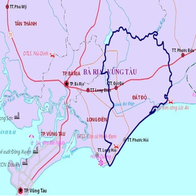 Toàn cảnh thị trường bất động sản Bà Rịa Vũng Tàu - Ảnh 1.