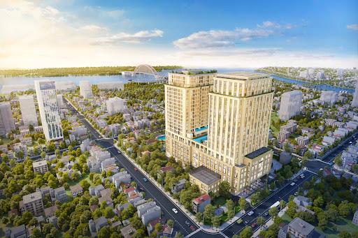 Huy động 2.300 tỷ đồng trái phiếu xây khách sạn Hilton Hải Phòng