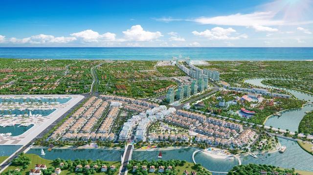 Bất động sản nghỉ dưỡng ven sông ở Sầm Sơn: Lựa chọn độc đáo giữa đại dịch - Ảnh 2.