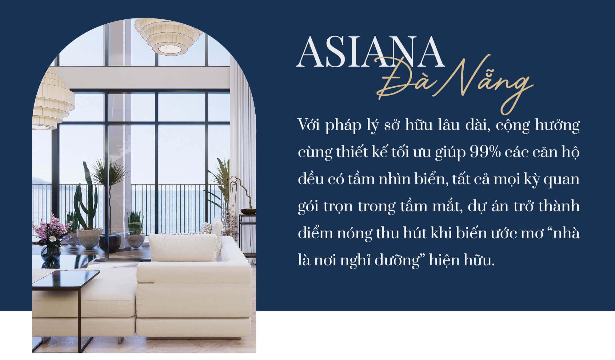 Asiana Đà Nẵng: Đánh thức sự thịnh vượng trong Vịnh Ngọc - Ảnh 14.