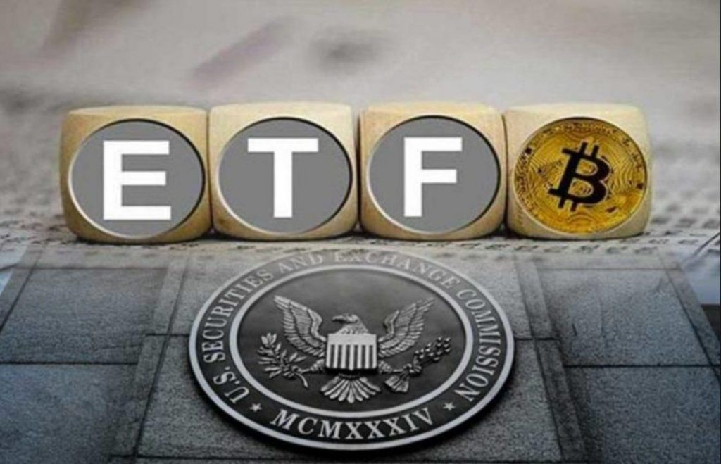 Bitcoin cán mốc $54.000 khi sự tập trung dồn vào việc chấp thuận ETF bitcoin