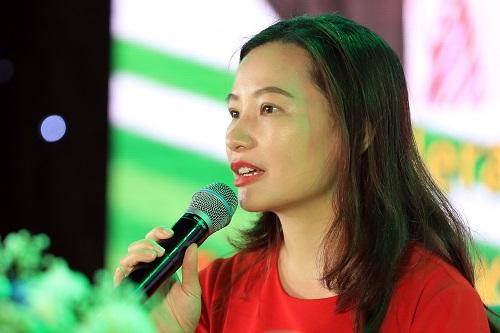 Giá căn hộ tại Hà Nội và TP.HCM tăng 14% - bà Dương THùy Dung CBRE