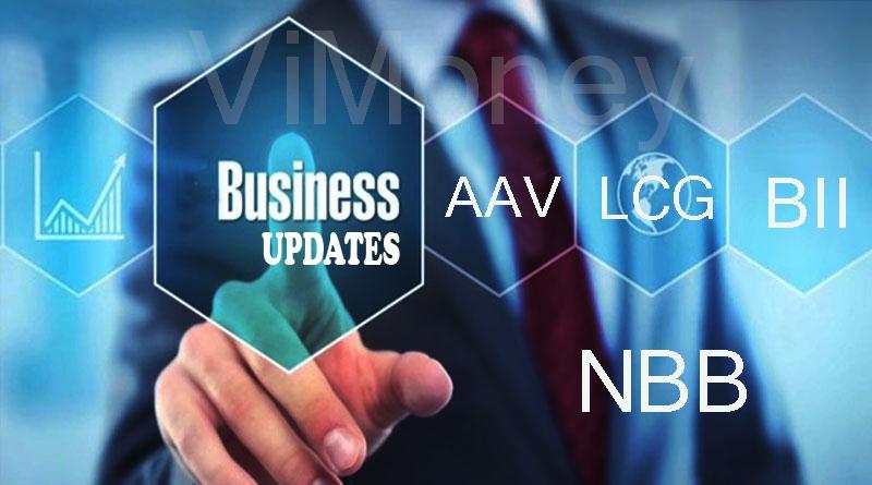 Điểm tin doanh nghiệp 14/10: AAV bán 35% vốn, LCG chốt quyền cổ tức, BII bán 45 triệu cổ phiếu, NBB mang 22 triệu cổ ra thưởng