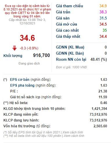 Chọn cổ phiếu nào đang được định giá rẻ 2021-IDJ-DBC-NDN