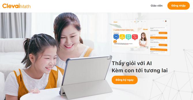 Start-up dạy toán trực tuyến nhận được 2,1 triệu USD vốn