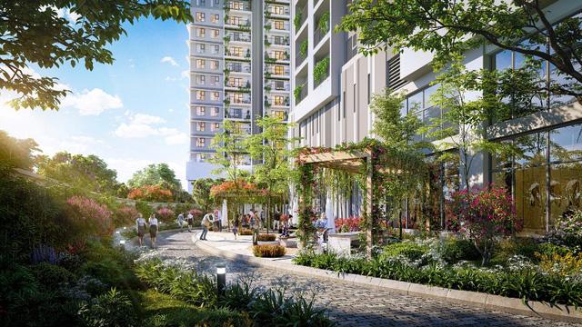Tìm căn hộ ở trung tâm mới Hà Nội - Ảnh 1.