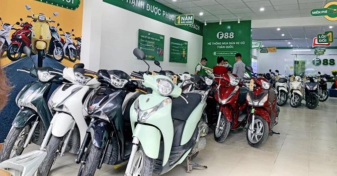 ViMoney - F88 thử nghiệm mô hình chuỗi mua bán ô tô đã qua sử dụng - hình 2