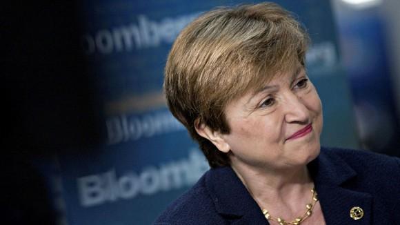 Bỏ qua vụ dàn xếp dữ liệu có lợi cho Trung Quốc, IMF giữ vị trí Tổng Giám đốc của bà Kristalina Georgieva