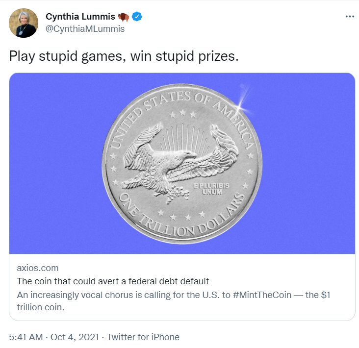 ViMoney - Thượng nghị sĩ Lummis mua Bitcoin trị giá 100 nghìn đô la - hình 2