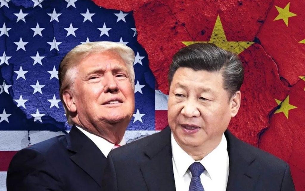 Chiến lược kinh tế của Mỹ đang thất bại trước Trung Quốc - Trump và Tập Cận Bình