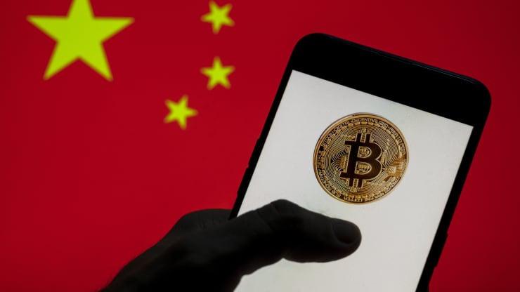 Trung Quốc muốn buộc tội và kết án người có dính líu đến tiền mã hóa.