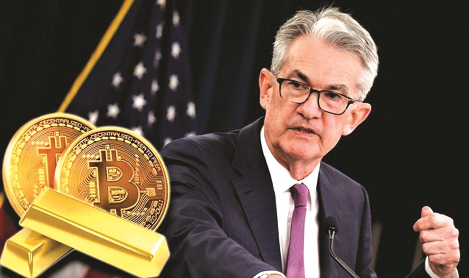 Bitcoin đạt gần 48.000 USD sau khi Chủ tịch Fed tuyên bố không có kế hoạch cấm tiền điện tử
