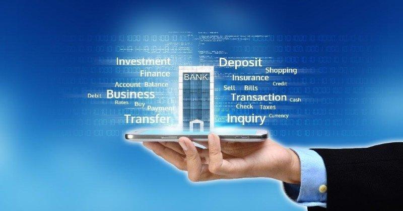 """Chuyển đổi số hóa ngành tài chính, ngân hàng - """"Chất xúc tác"""" do Covid-19Chuyển đổi số hóa ngành tài chính, ngân hàng - """"Chất xúc tác"""" do Covid-19"""