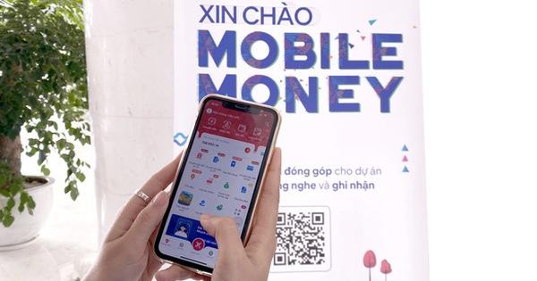 Mobile Money dự kiến được cấp phép thí điểm cho Viettel, VNPT, MobiFone vào tháng 10