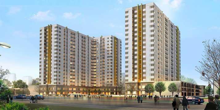 Nguồn cung căn hộ mới trong tương lai sẽ chuyển sang các thành phố ngoài trung tâm
