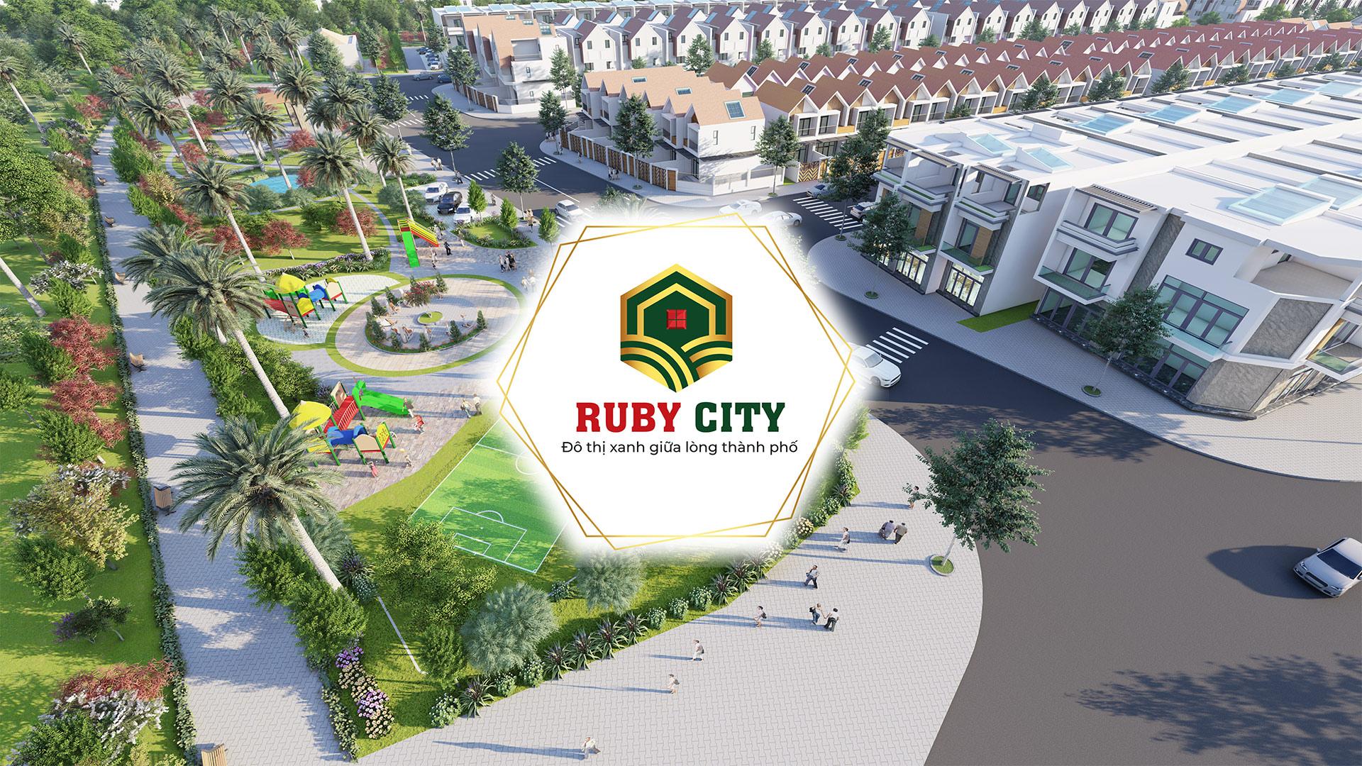 Dự án Ruby City được nhiều nhà đầu tư quan tâm sau đại dịch