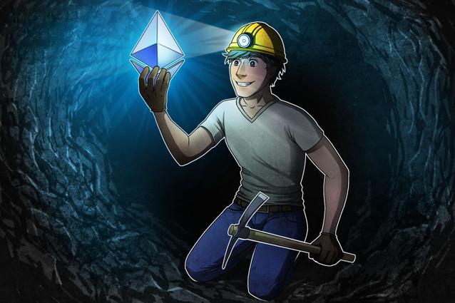 Số dư Ethereum của các thợ mỏ đạt mức cao nhất mọi thời đại với 1,85 tỷ USD