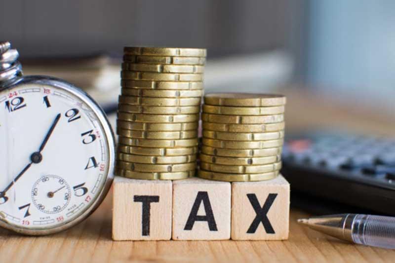 Thuế thu nhập liên bang của Mỹ tăng dần