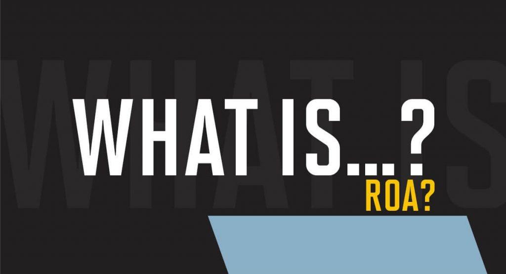 ROA là gì?