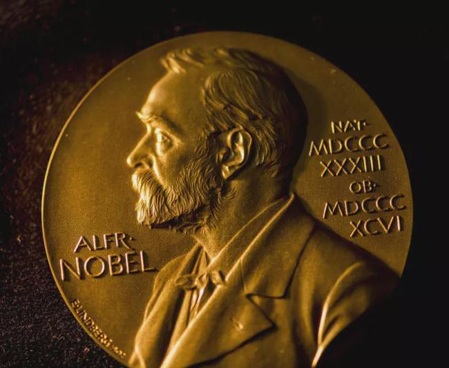 Huy chương giải Nobel