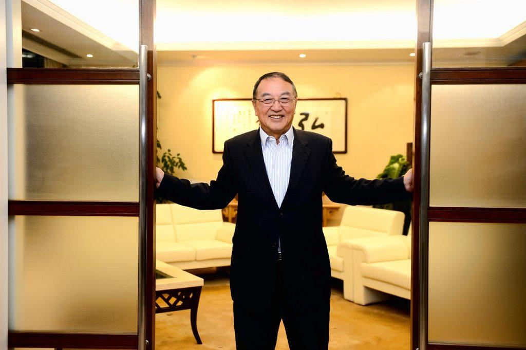 Cựu CEO Lenovo