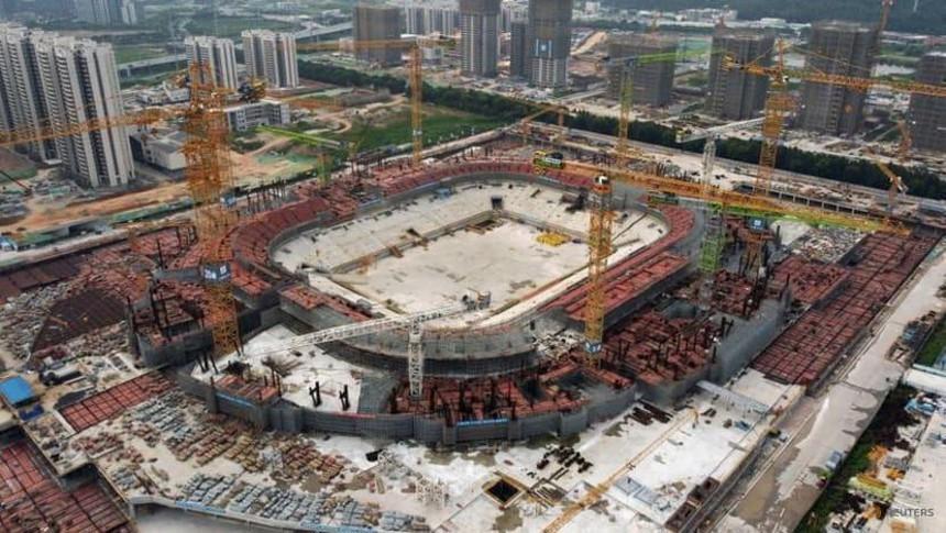 """Evergrande """"quay xe"""" tuyên bố tái khởi động các dự án"""
