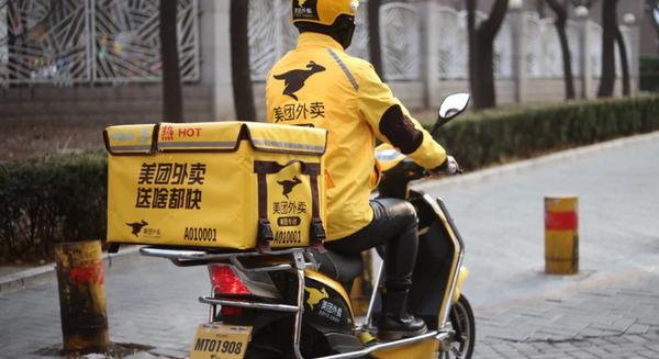 Meituan - Nền tảng giao đồ ăn lớn nhất Trung Quốc bị phạt 3,44 tỷ NDT