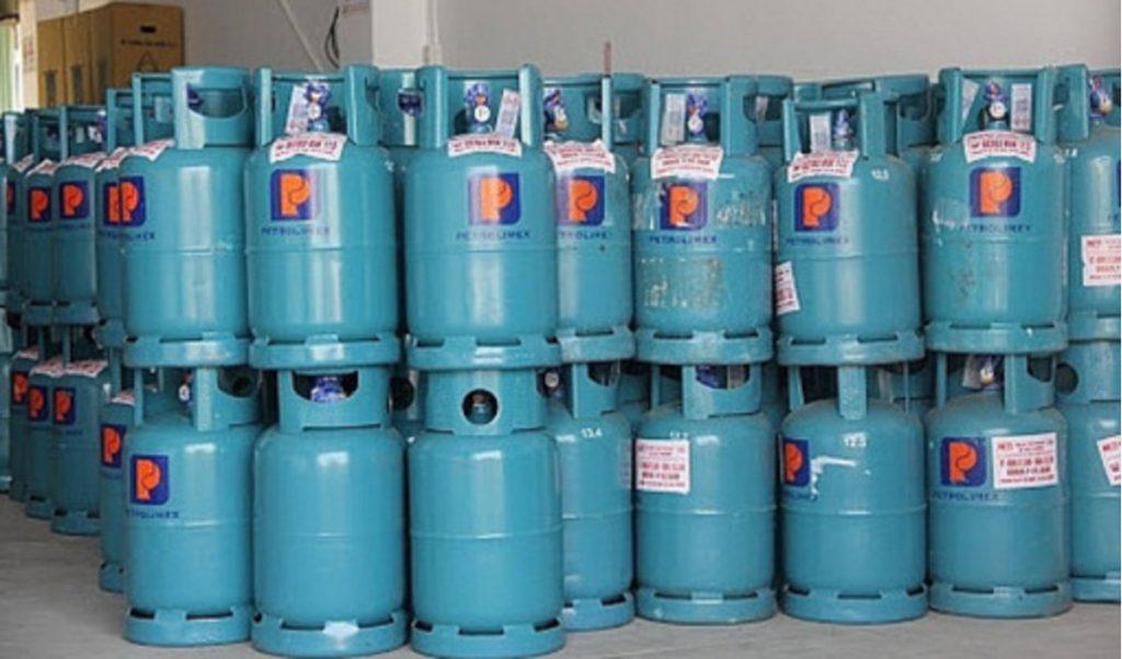 Giá gas tháng 10 tăng kỷ lục