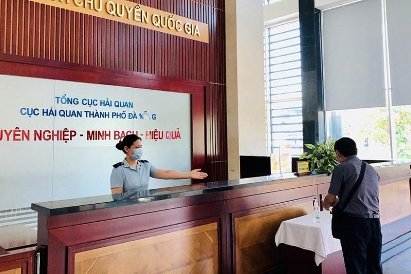 """Hải quan Đà Nẵng """"lọt"""" top đầu về cải cách hành chính, ứng dụng CNTT"""