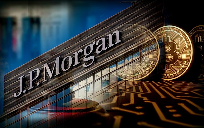 Theo báo cáo của JP Morgan: các tổ chức mua bitcoin khi lạm phát gia tăng