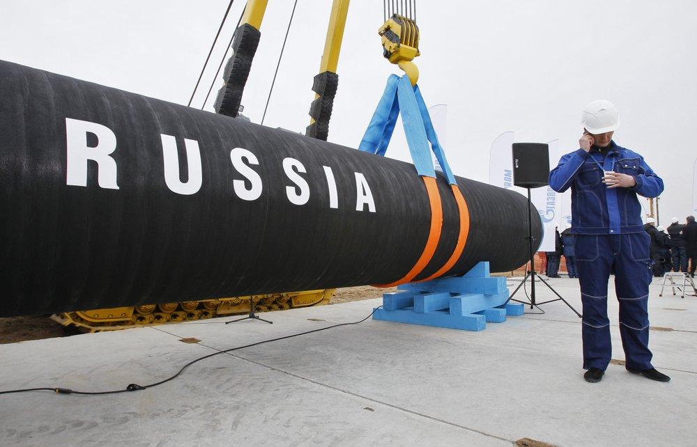 Giá khí đốt tăng vọt, Nga dự báo thu thêm 50 tỷ USD