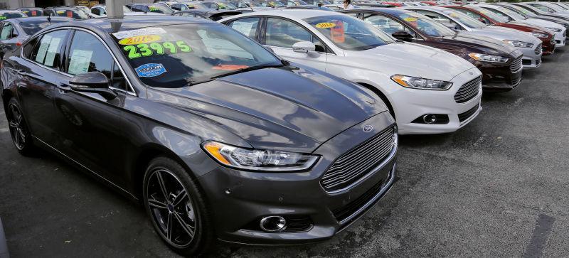 Ô tô tăng giá chóng mặt tại Mỹ