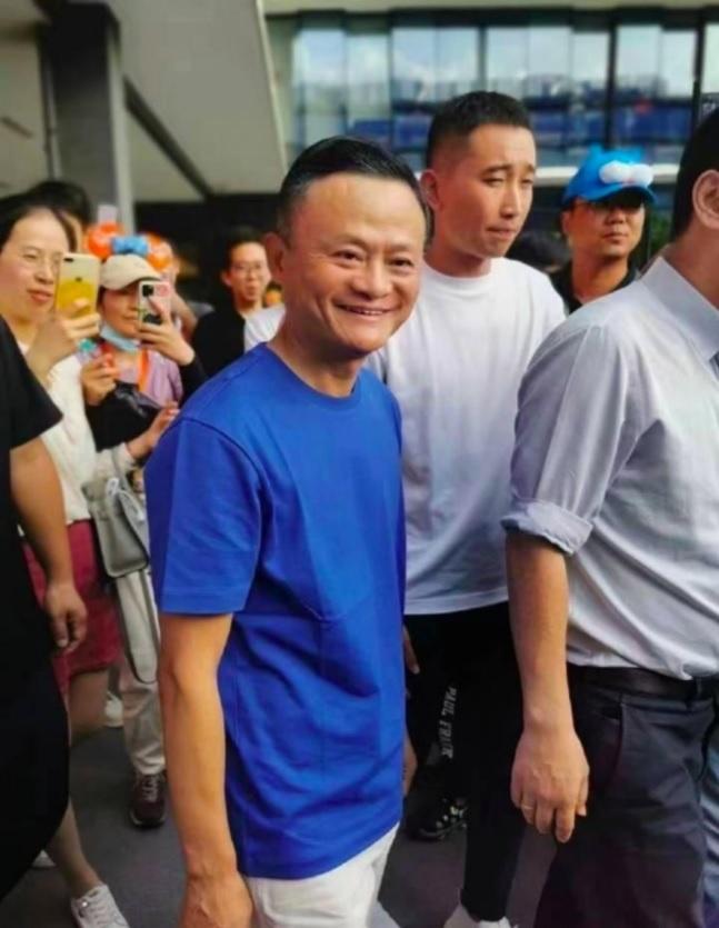 Tỉ phú Jack Ma tái xuất ở Hong Kong
